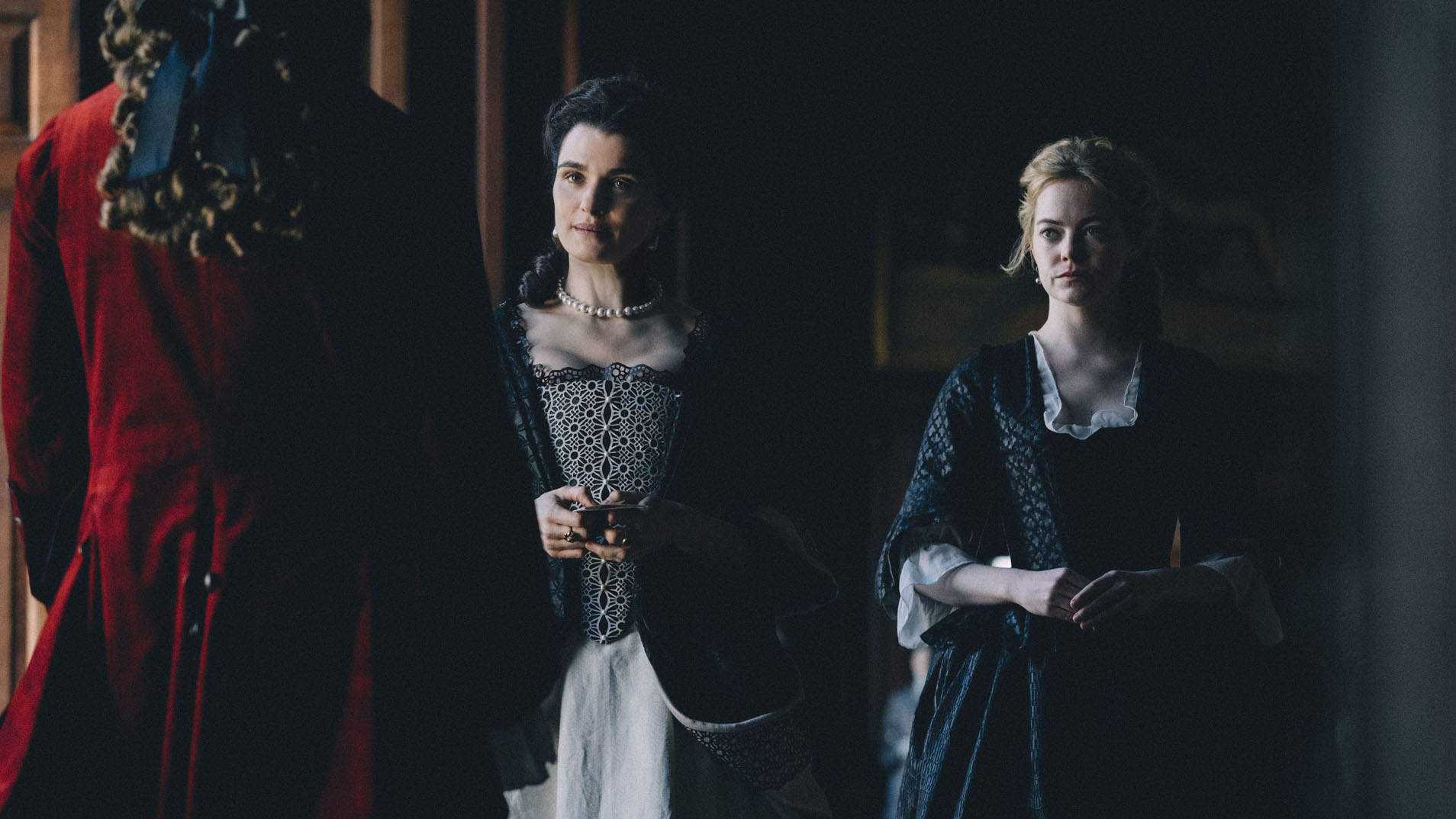Rachel Weisz 'The Favourite' interviewed by The Vulture.