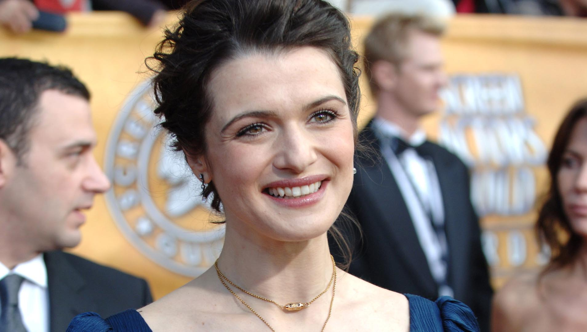 Rachel Weisz at the 25th Annual Screen Actors Guild Awards.