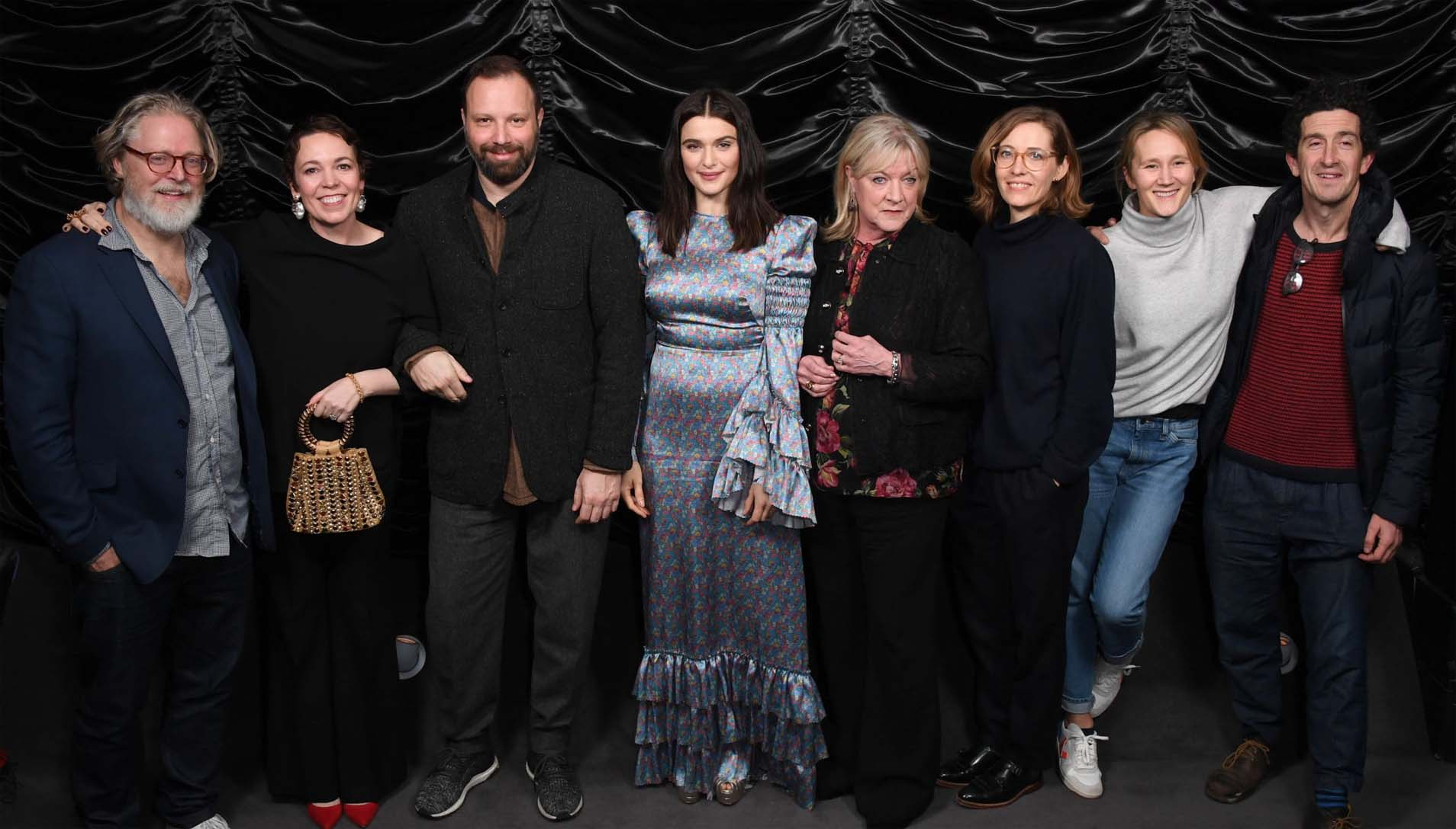 Rachel Weisz attends the The Favourite Panel – London Q&A